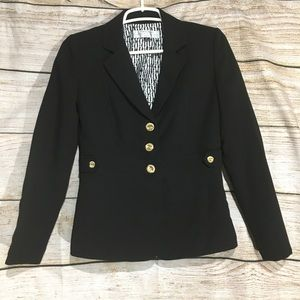 Cute sailor/nautical feel jacket with BUTTONS!!!!!